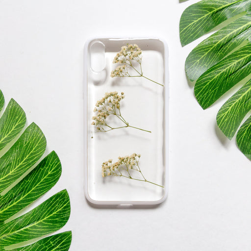 Haven | Pressed Flower iPhone Bumper Case | iPhone X