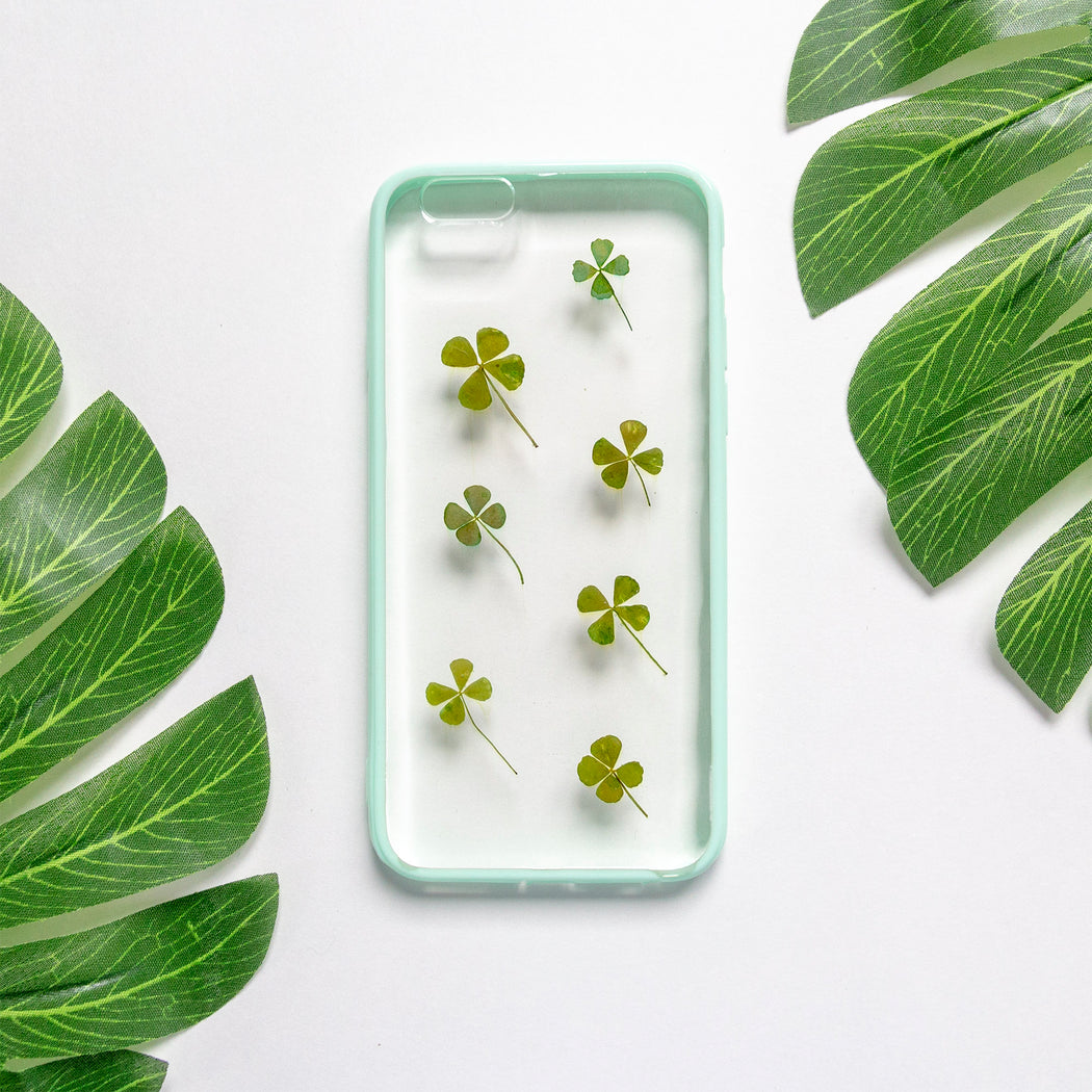 Hope | Pressed Flower iPhone Bumper Case | iPhone 6/6s