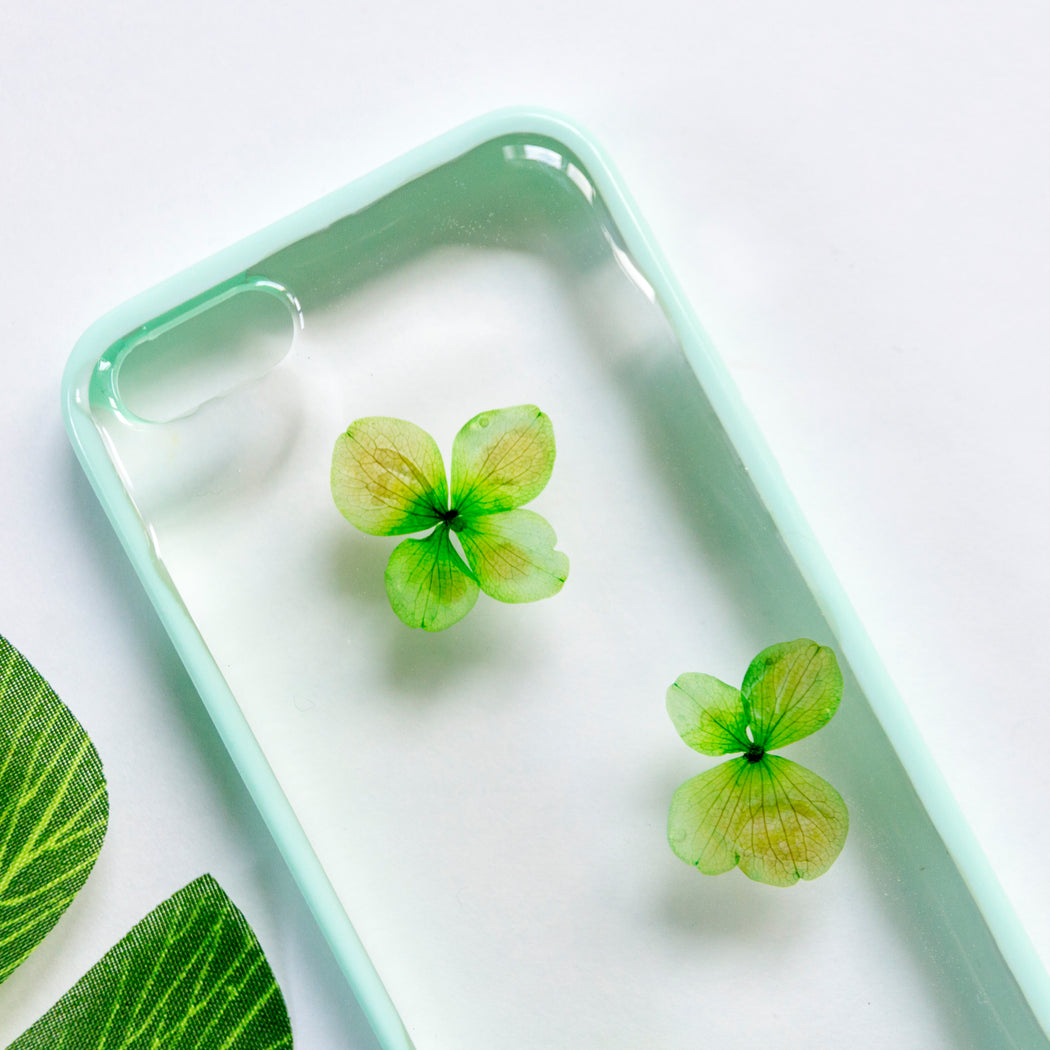 Limelight | Pressed Flower iPhone Bumper Case | iPhone 5/5s/SE