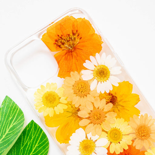 Sienna | Pressed Flower iPhone Bumper Case | iPhone 11 Pro