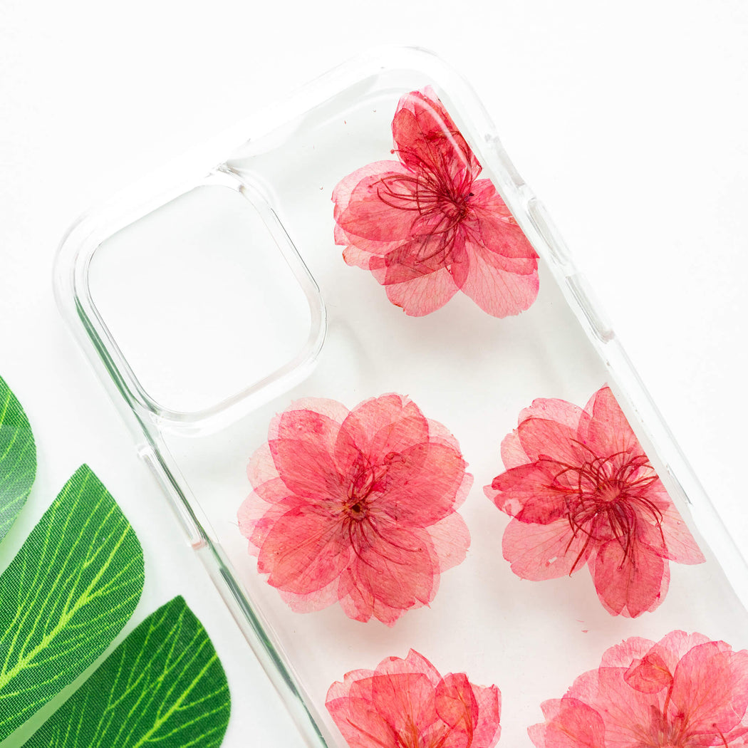 Adsila | Pressed Flower iPhone Bumper Case | iPhone 11 Pro