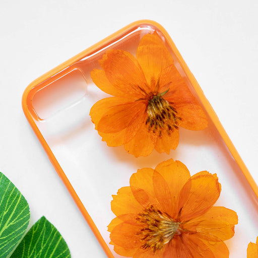 Alani | Pressed Flower iPhone Bumper Case | iPhone 7/8/SE