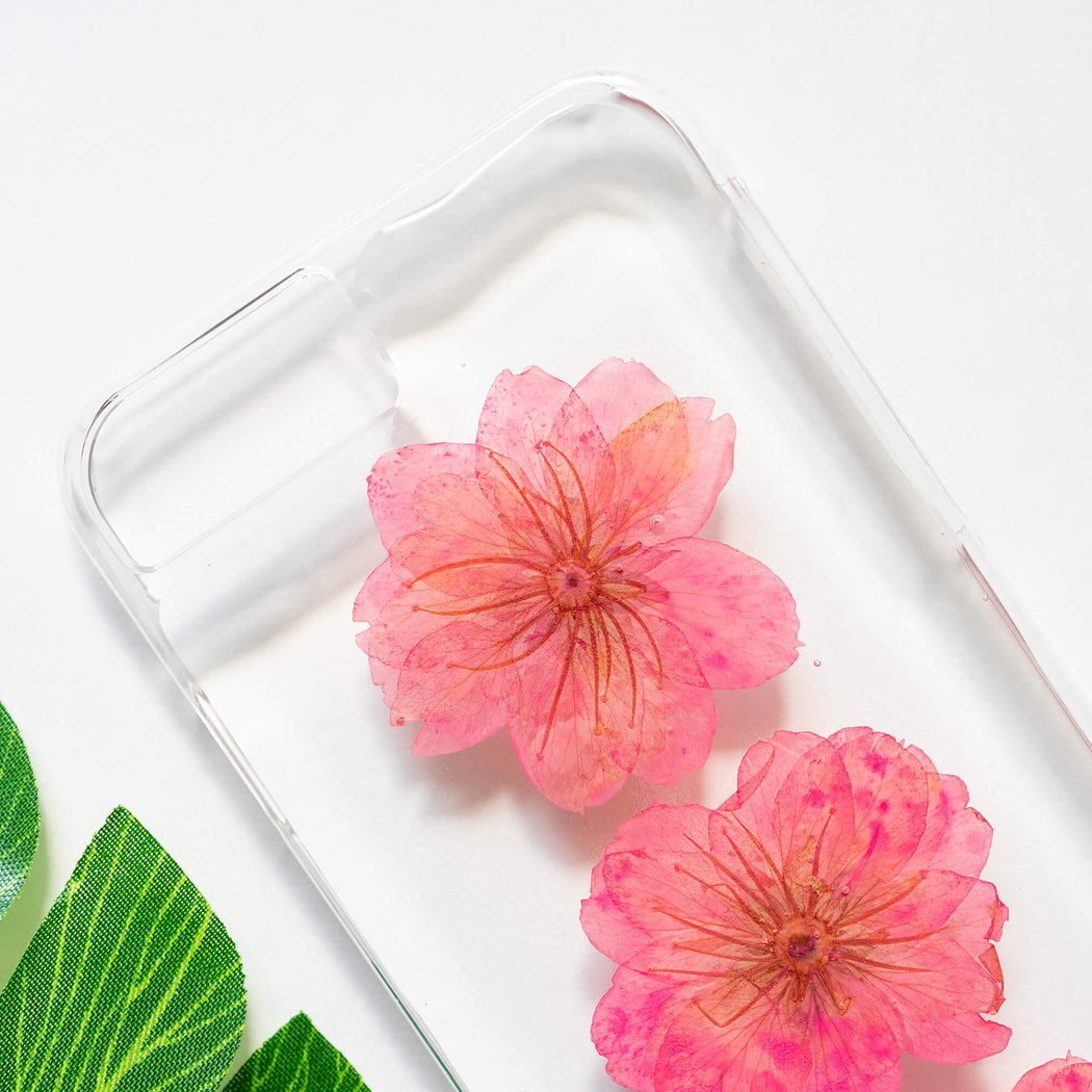 Adsila | Pressed Flower iPhone Case | iPhone 7/8/SE