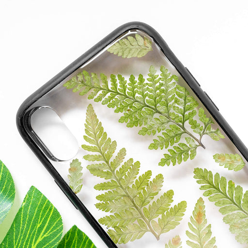 Juniper | Pressed Flower iPhone Bumper Case | iPhone X/XS