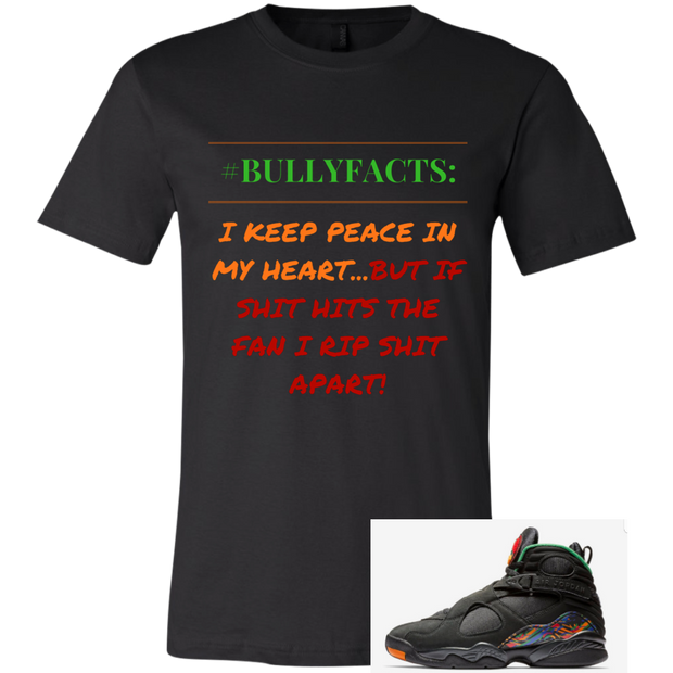 Bullyfacts- Tear multi Short-Sleeve T-Shirt