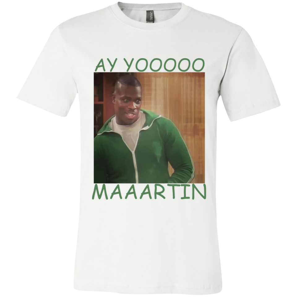 Ayo Martin Short-Sleeve T-Shirt