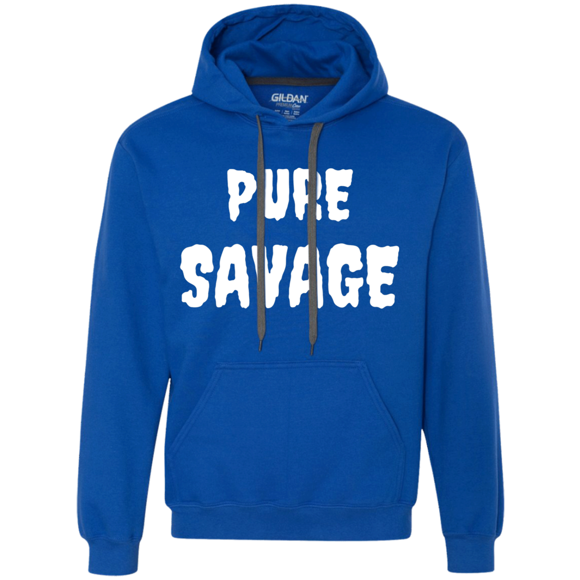 CC Pure Savage Pullover Fleece Sweatshirt