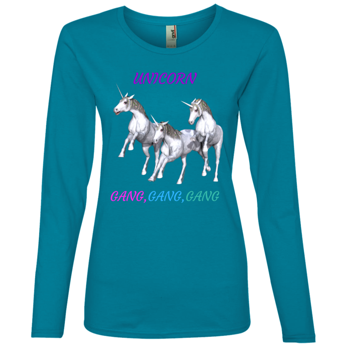 UNICORN Ladies' Lightweight LS T-Shirt