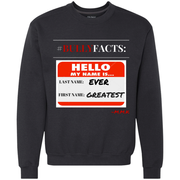 BULLY 48Heavyweight Crewneck Sweatshirt 9 oz.