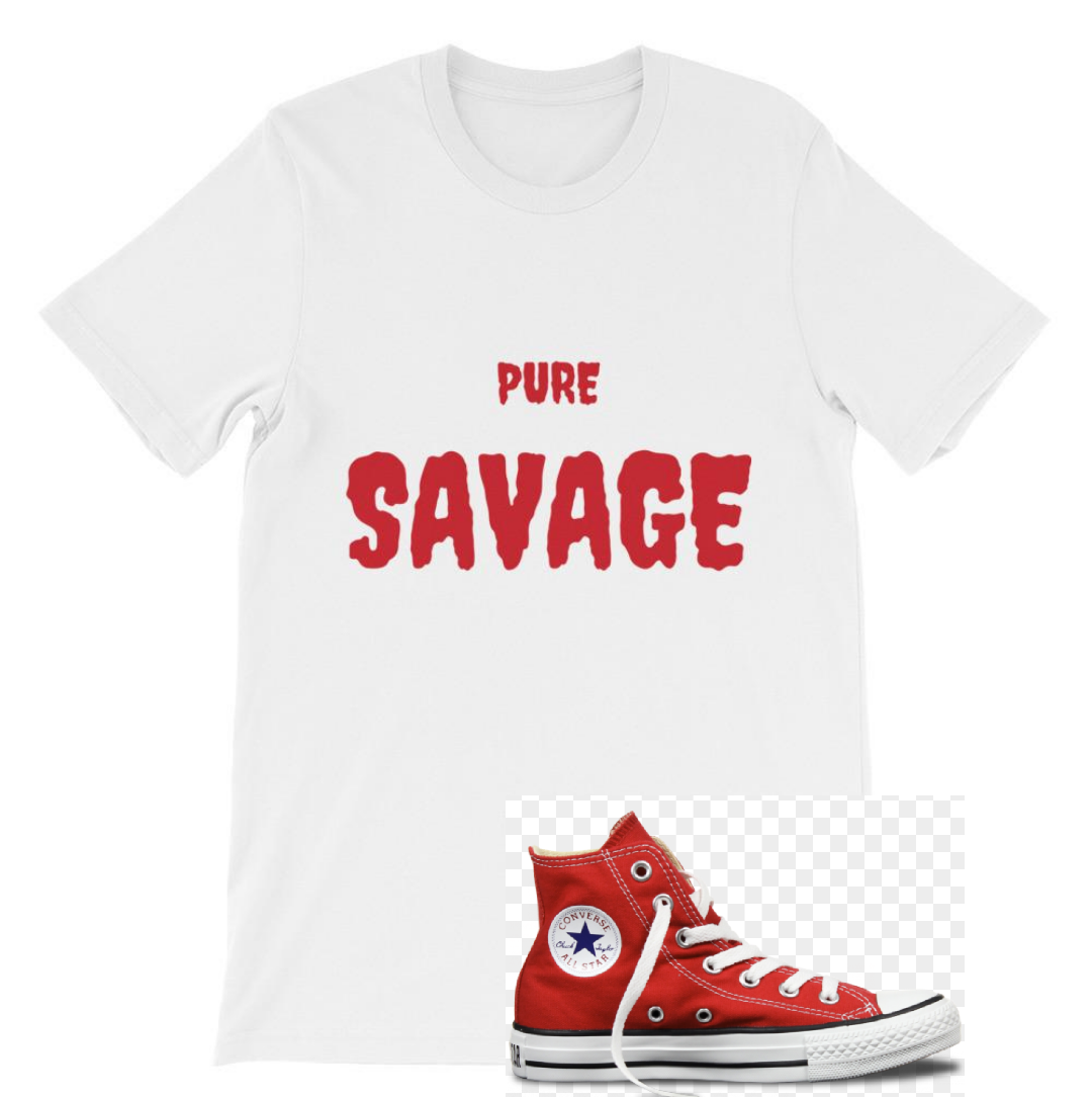 SAVAGE RED