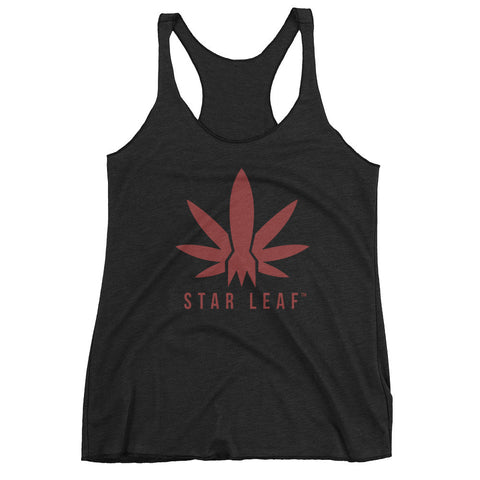 STAR LEAF Women's Logo tank top
