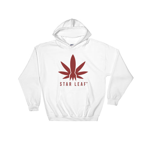 STAR LEAF Logo Hooded Sweatshirt
