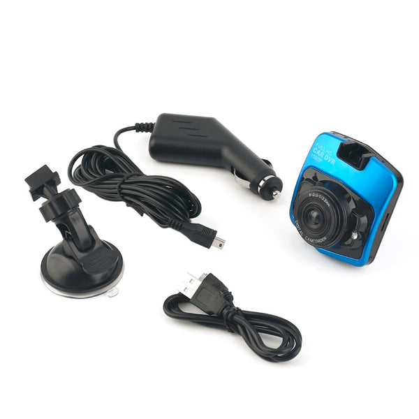 DVR Camera Dash Cam Full HD 1080p  Video Recorder, G-sensor, night vision.