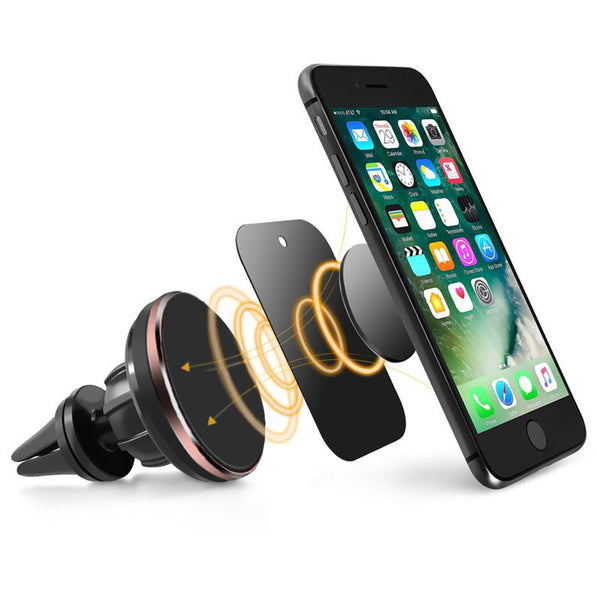 Phone Holder( Universal) Air Vent Magnetic Car Mount.