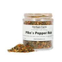 Pike's Pepper Rub