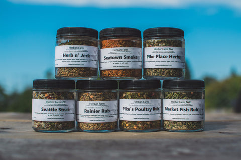 Pike Place Collection: Seasonings