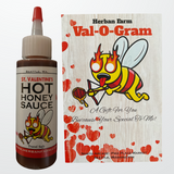 ST. Valentine's Hot Honey Sauce 2021 LIMITED