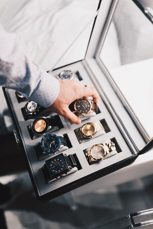 A Beginners Guide to Collecting Watches