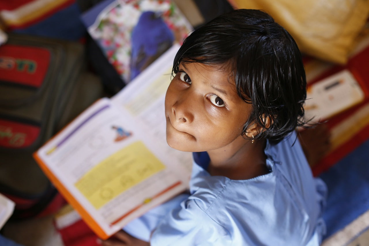 Giving an opportunity for Children Education in India