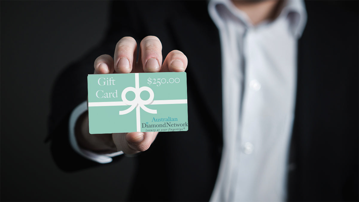 australian diamond network gift card