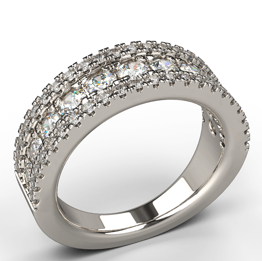 aspire diamond dress ring - Australian Diamond Network