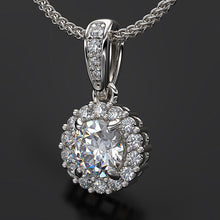 Diamond Pendant Necklaces - Australian Diamond Network