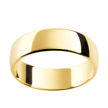 Yellow Gold Comfort Fit Mens Wedding Ring – Australian Diamond Network