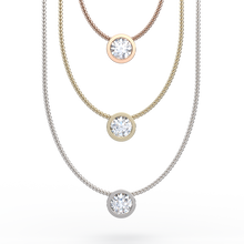 diamond pendant necklaces - Australian Diamond Necklace