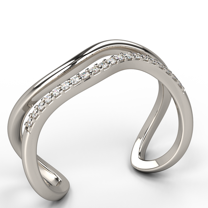 equality diamond ring