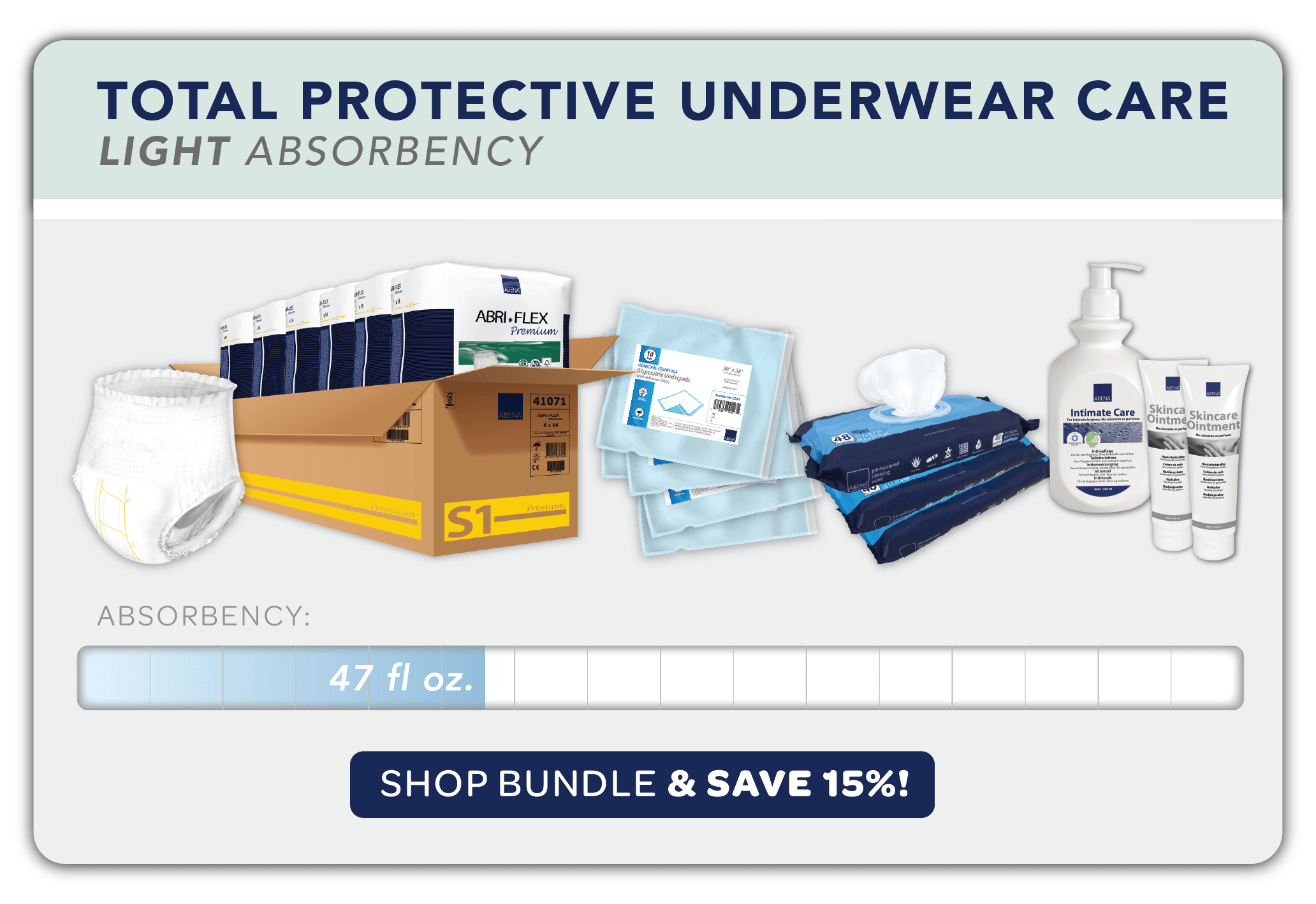 Light Total Underwear
