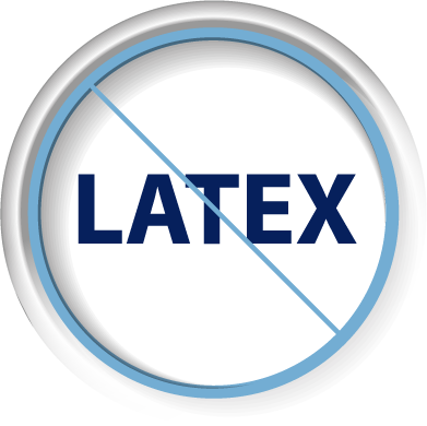 Latex Free Icon