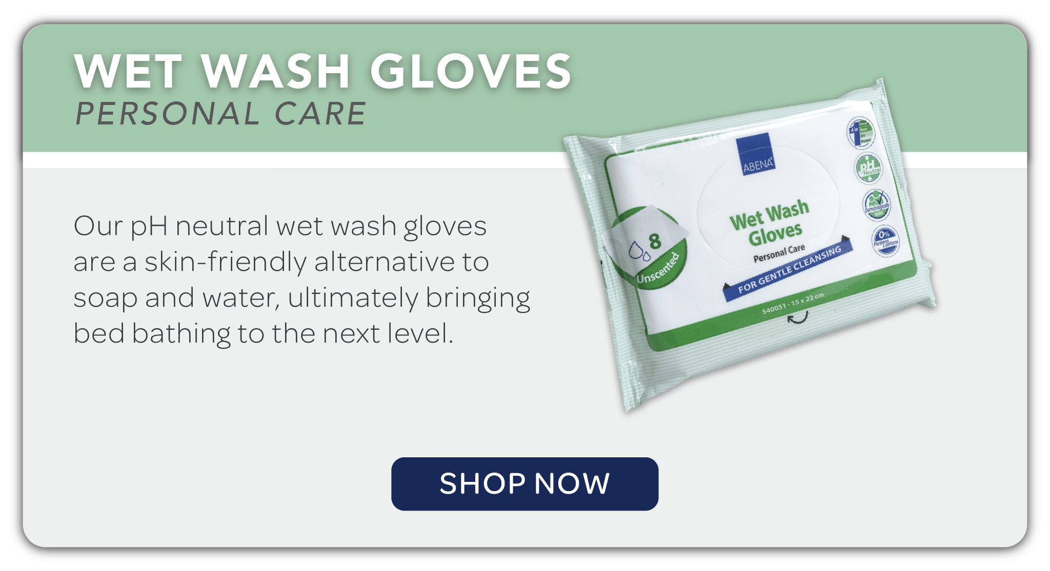 Wet Wash Gloves