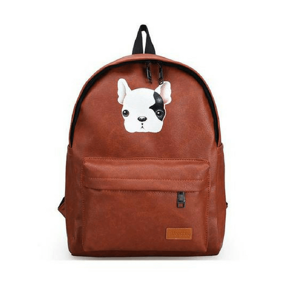 My Frenchie BackPack