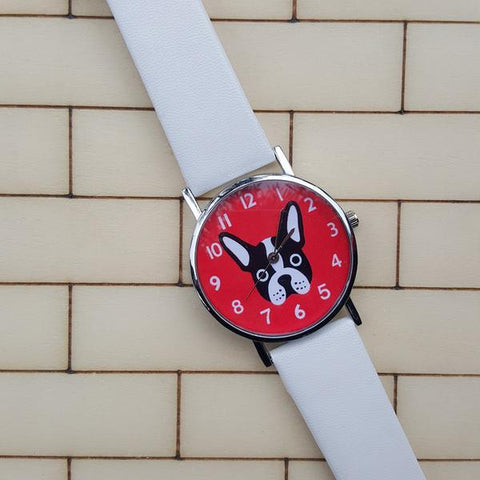 Frenchie All Day Watch