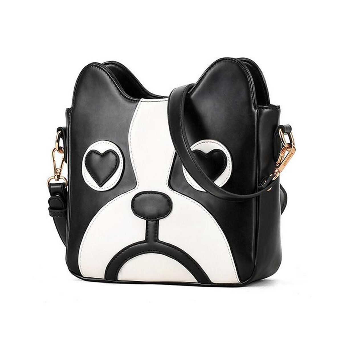 Boston Terrier Mom Handbag
