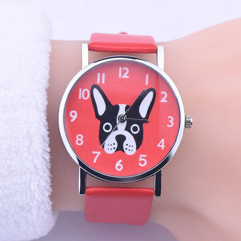 Boston Terrier All Day Watch