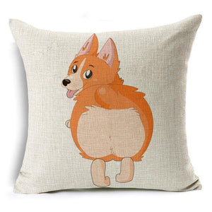 New Arrival! Gorgeous Corgi Pillow Case
