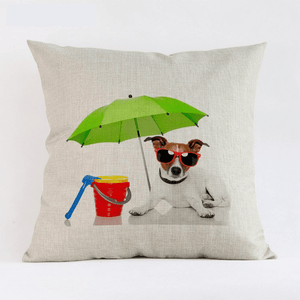 Jack Russell Pillow Case