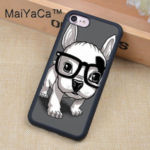Puppy Frenchie iPhone Case