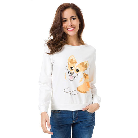 My Corgi Sweatshirt