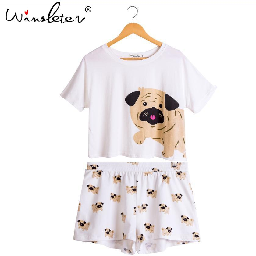 9cd043ba Pug Pieces Pajamas – iloveurpet