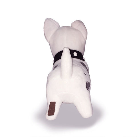 Bull Terrier Plush Toy