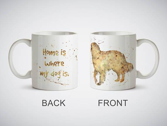 Golden Retriever Color Changing Coffee Mug