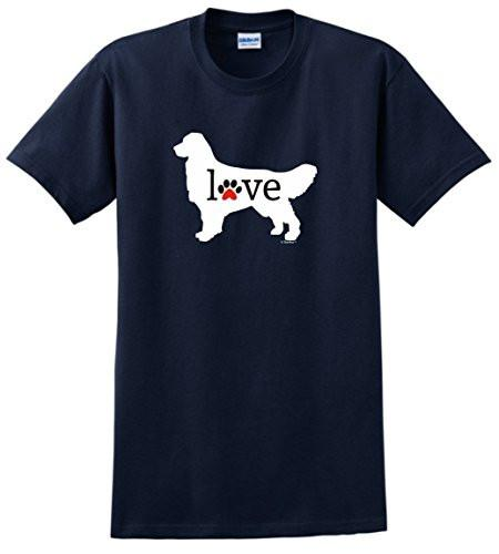 Love My Golden Retriever T-Shirts