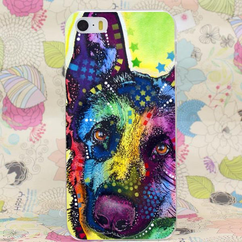 German Shepherd Case For All iPhones