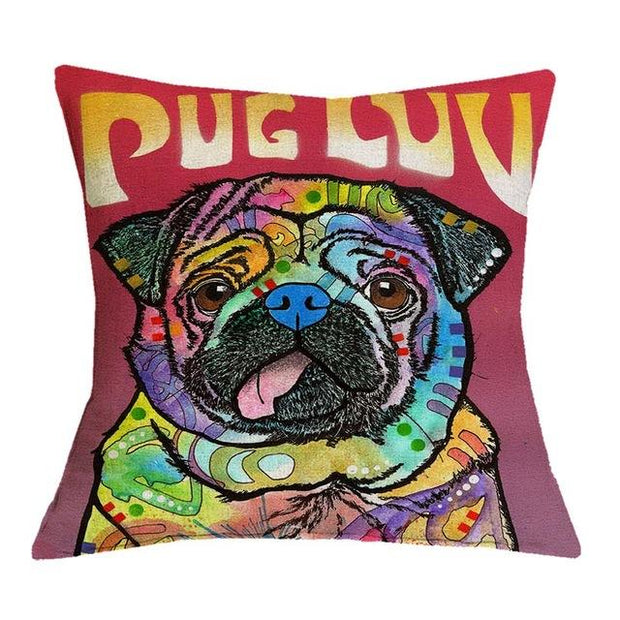 My Pug Pillow
