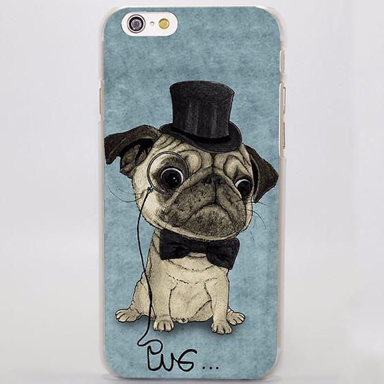 Pug Lovers iPhone Cases