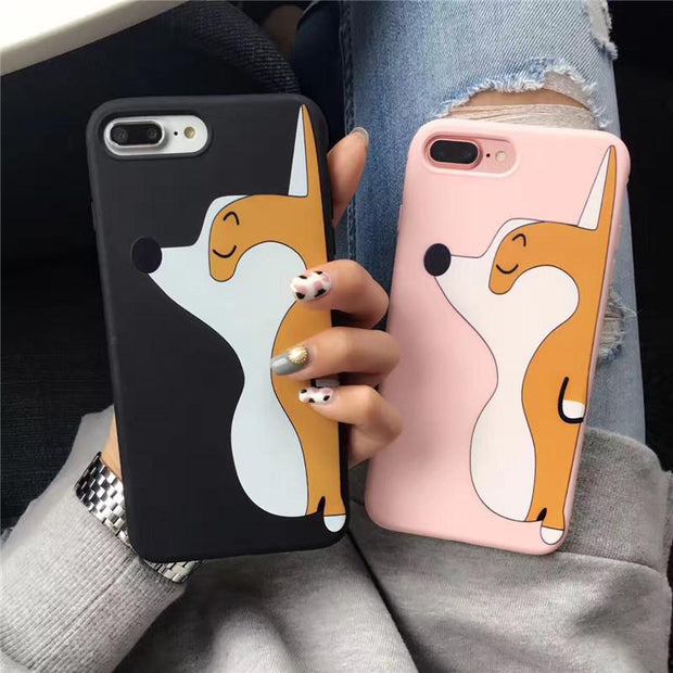 3D Corgi Case for iPhone