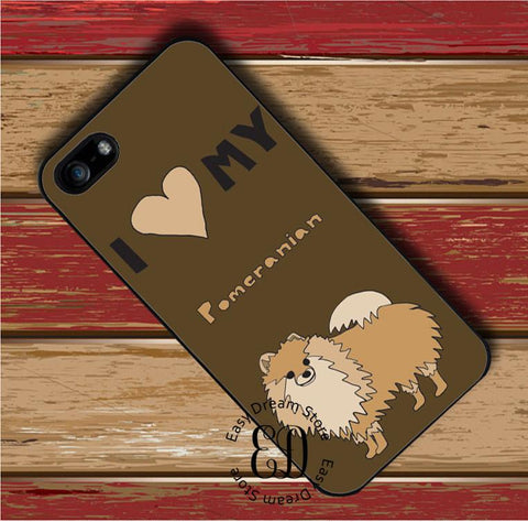 I Love My Pomeranian for iPhone