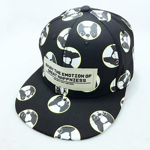 Boston Terrier Mania Cap